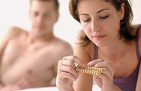 Contraceptive orale: mod de administrare si efecte secundare